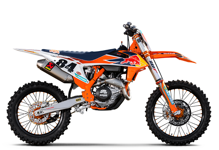 450 SX-F HERLINGS REPLICA 2019