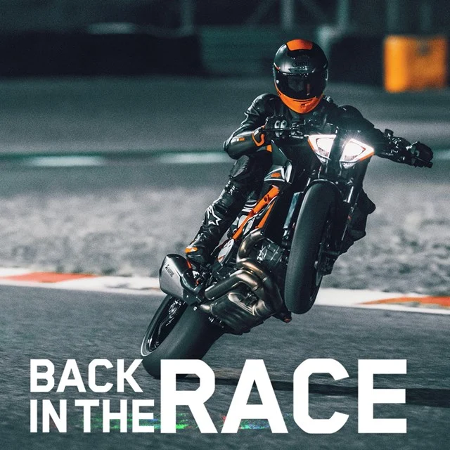 06.05.2020 BACK IN THE RACE