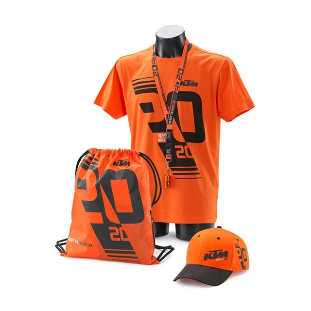 19.06.2020 STAY READY TO RACE WITH THE ULTRA-LIMITED KTM FAN PACKAGE
