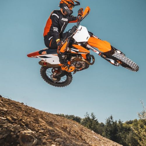 23.06.2020 OUT NOW: THE 2021 KTM SX RANGE REACHES NEW LEVELS OF TECHNOLOGY AND PERFORMANCE
