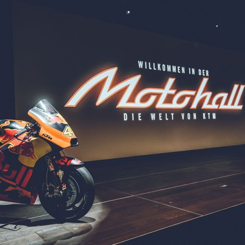 18.02.2020 READY TO RACE INTO THE NEXT DECADE: KTM MOTOHALL PROGRAM HIGHLIGHTS