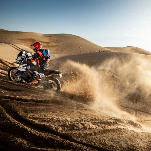 20.02.2020 Twelve KTM ADVENTURE riders set for the ride of a lifetime at the KTM ULTIMATE RACE 2020