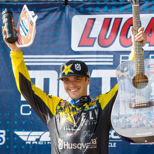 16.08.2020 ZACH OSBORNE CLAIMS FIRST-CAREER 450MX OVERALL AT LORETTA LYNN'S PRO MOTOCROSS OPENER