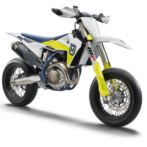 23.09.2020 Husqvarna Motorcycles launches competition focused 2021 FS 450