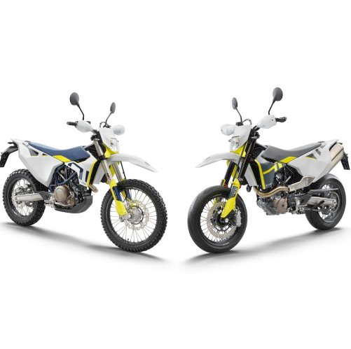 19.01.2021 Fully equipped for on and offroad riding – 2021 701 Enduro and 701 Supermoto available now