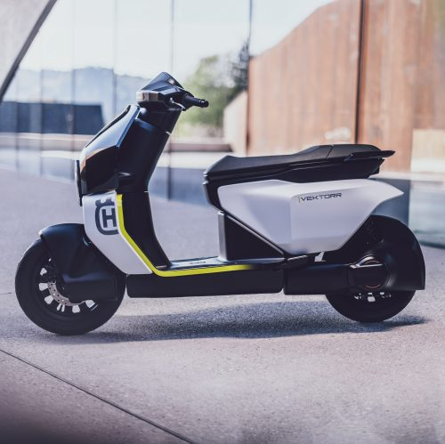 06.05.2021 Husqvarna Motorcycles to offer electric scooter as part of its e-mobility range of zero emission two-wheelers for urban riders