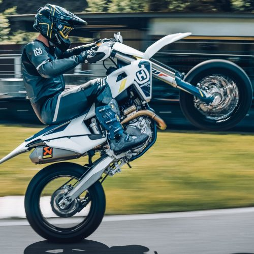 25.08.2021 Built for competition – Husqvarna Motorcycles FS 450 available now